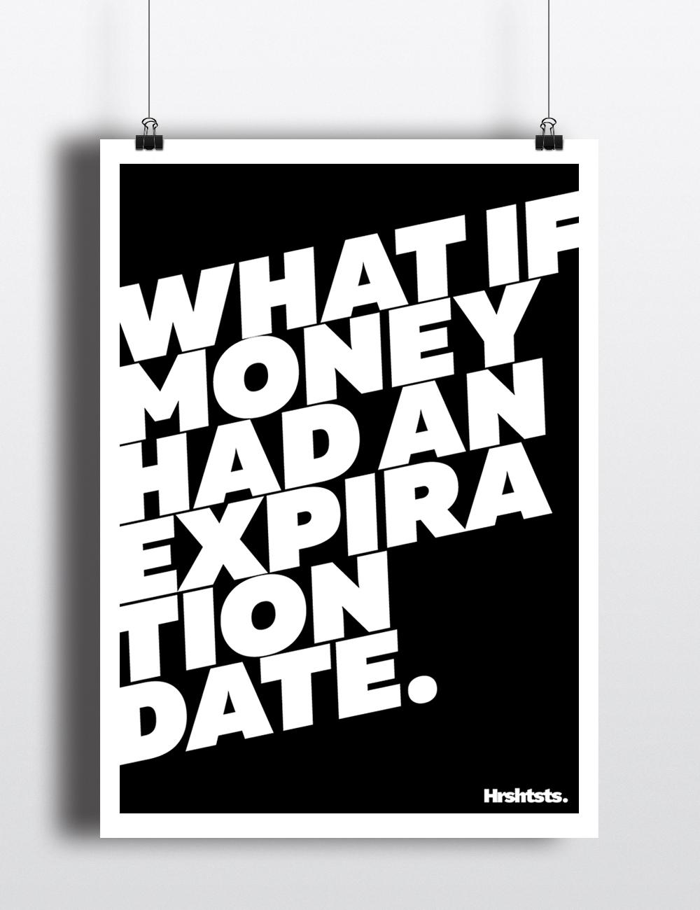 money-poster-mockup
